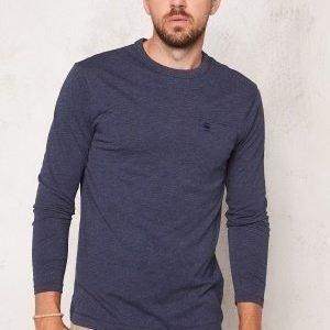 G-Star Yedur Pocket l/s T-shirt Sartho Blue