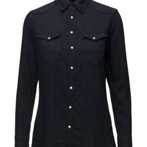 G-star Tacoma Straight Shirt Wmn L pitkähihainen paita