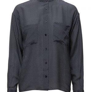 GANT Dot Silk Shirt pitkähihainen pusero