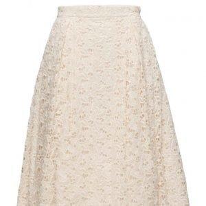 GANT E. The Macrame Lace Skirt mekko