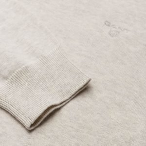 GANT Lt. Weight Cotton V-Neck v-aukkoinen neule