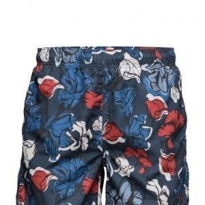 GANT Navy Blossom Swim Shorts C.F uimashortsit