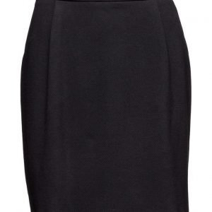 GANT O1. Jersey Pique Skirt lyhyt hame