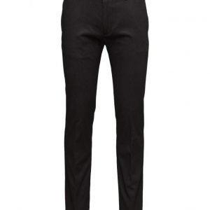 GANT O3. Tailored Slim Tweed Slack muodolliset housut