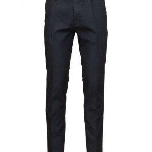 GANT O3.Tailored Slim Wool Look Slacks muodolliset housut