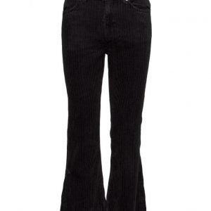 GANT R2. Shelley Cord leveälahkeiset housut