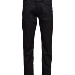 GANT Reg. Straight Black Is Black Jean regular farkut