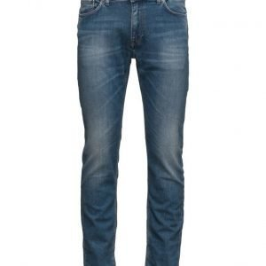 GANT Slim Straight Worn Down Jean slim farkut
