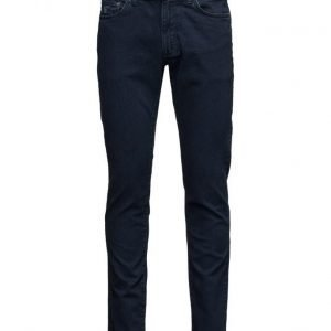 GANT Slim Tapered Deep Blue Jean slim farkut