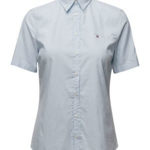 GANT Stretch Oxford Solid Ss Shirt lyhythihainen paita
