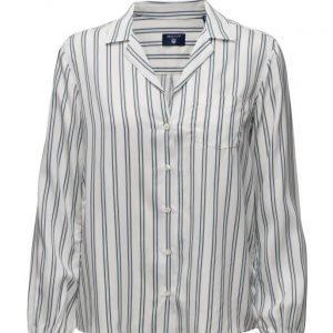GANT Stripe Printed Shirt pitkähihainen paita