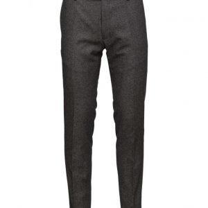 GANT Tailored Slim Salt & Pepper Slacks muodolliset housut