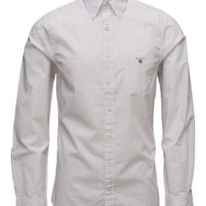 GANT The Broadcloth Dot Fitted Bd
