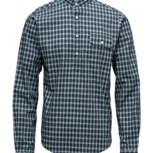 GANT The Mb Ripped Collar Check