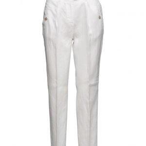 GANT Yc. Nautical Linen Pant suorat housut