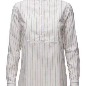 GANT Yc. Stripe Oxford Tunic pitkähihainen paita