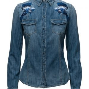 GUESS Jeans Lalima Shirt pitkähihainen paita