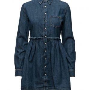 GUESS Jeans Peplum Dress lyhyt mekko