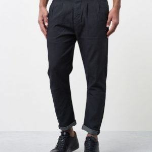 Gabba Firenze Chino Black Regular