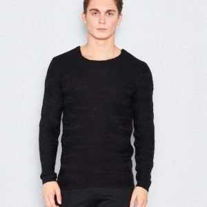 Gabba Wasat O-Neck Knit Black