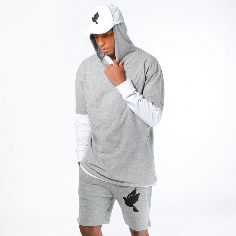 Galagowear Hooded Tee -t-paita