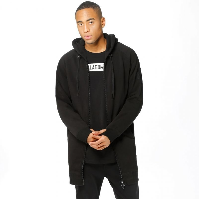 Galagowear Long -zip huppari