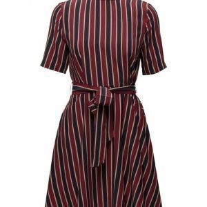 Ganni Donaldson Silk lyhyt mekko
