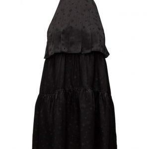 Ganni Mccarthy Silk lyhyt mekko