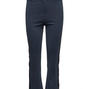 Ganni Rogers leveälahkeiset housut