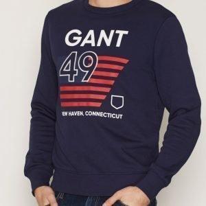 Gant American Flag Sweater Pusero Shadow