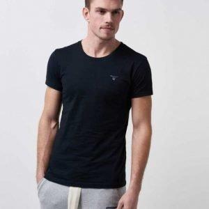 Gant Basic 2p T-shirts CN 5 Black