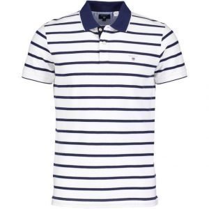 Gant Breton Stripe Pikeepaita