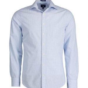 Gant Broadcloth Gingham Fit Spread Paita