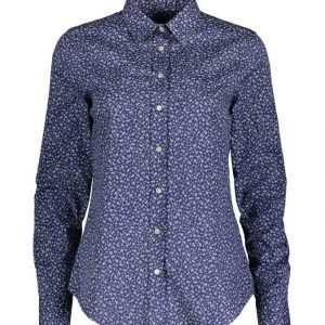 Gant Broadcloth Stretch Flower Paitapusero