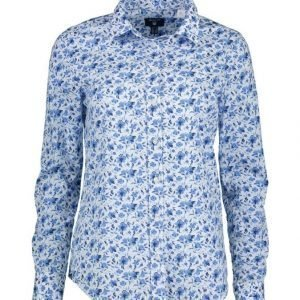 Gant Broadcloth Stretch Seashore Blossom Paitapusero