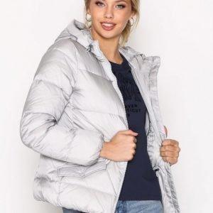 Gant Classic Down Jacket Untuvatakki Silver Grey
