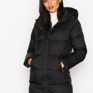 Gant Classic Long Down Jacket Untuvatakki Black