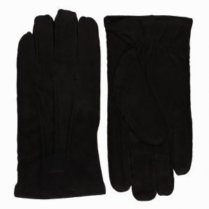 Gant Classic Suede Gloves Mokkakäsineet Black