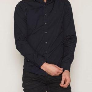 Gant Comfort Broadcloth Shirt Kauluspaita Thunder