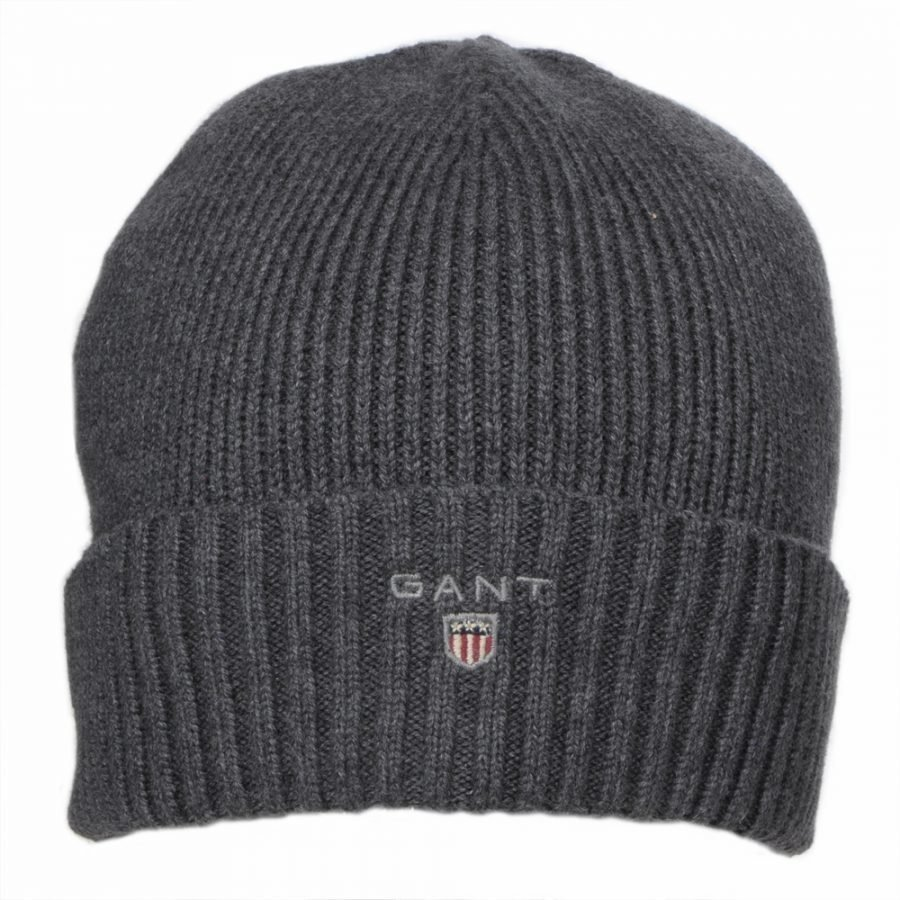 Gant Cotton Knit Beanie Miesten Pipo
