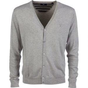 Gant Cotton Silk Wool Neuletakki