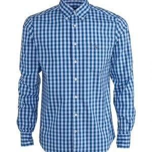 Gant Heather Oxford Gingham Fitted Paita