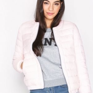 Gant Light Weight Down Blouson Untuvatakki Pink