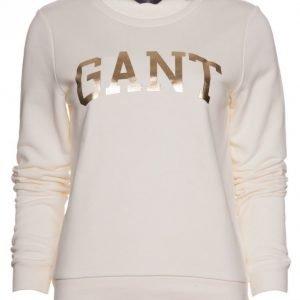 Gant Logo Gold Collegepusero