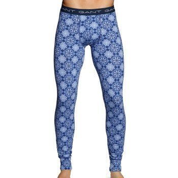 Gant Long Johns Cotton Stretch Holiday Star