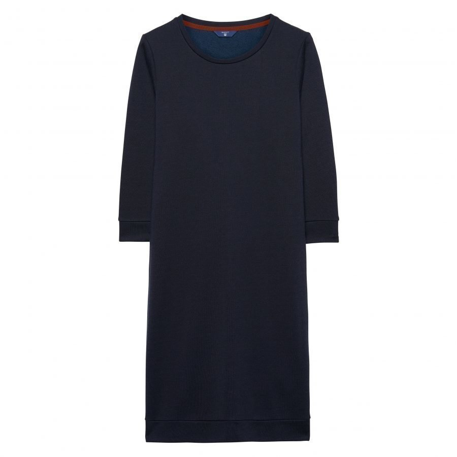 Gant Louge Sweat Dress 3/4 Collegemekko