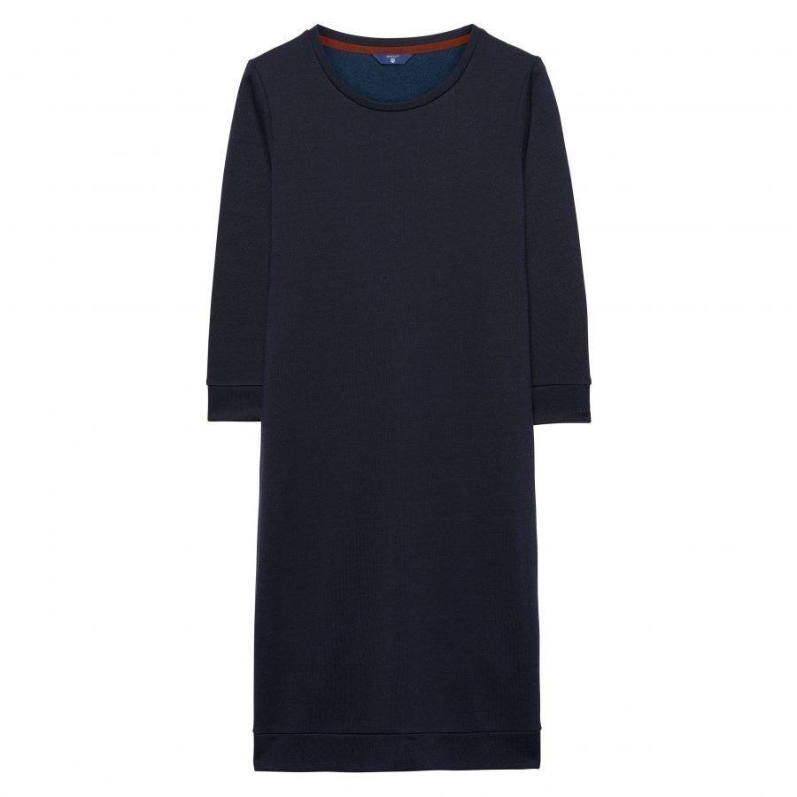 Gant Louge Sweat Dress 3/4 Collegemekko