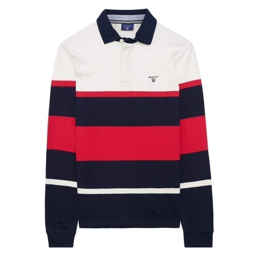 Gant Multi Bar Stripe Heavy Rugger Ruggeri