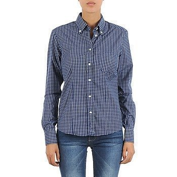 Gant N.Y. CHECKED STRETCH BD SHIRT paitapusero