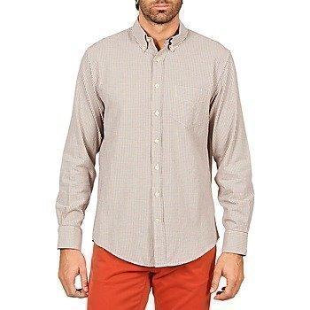 Gant N.Y. MIDTOWN TWILL CHECK BD pitkähihainen paitapusero